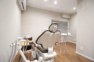 石神井公園 Shimizu Dental Clinic 診療室1