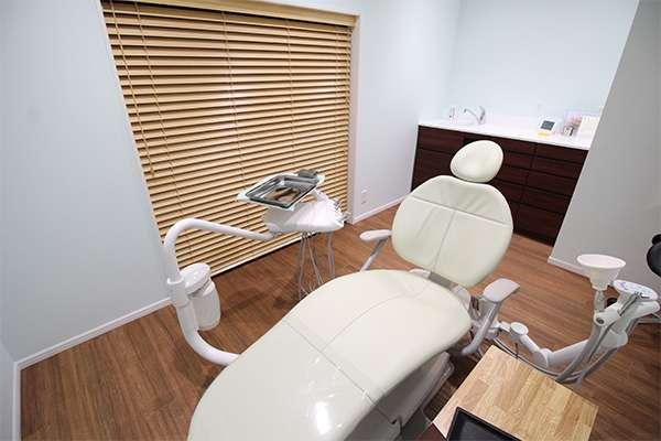 石神井公園 Shimizu Dental Clinic 診療室3
