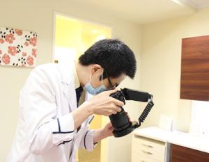 初診の検査