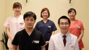 虫歯治療チーム