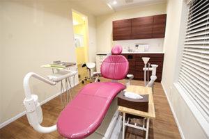 口腔外科の診療室