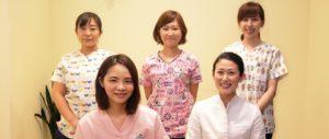 小児歯科と矯正チーム