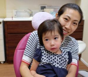 小児歯科インタビュー