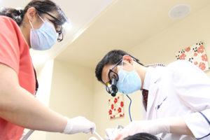歯科総合医による診療