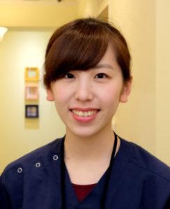 歯科衛生士 高橋美咲
