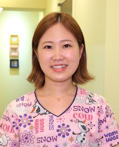 歯科衛生士 宇部あゆみ