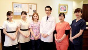 Shimizu Dental Clinic スタッフ
